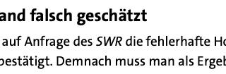 Ausschnitt aus tagesschau.de mit dem Satz, den der Blogbeitrag thematisiert